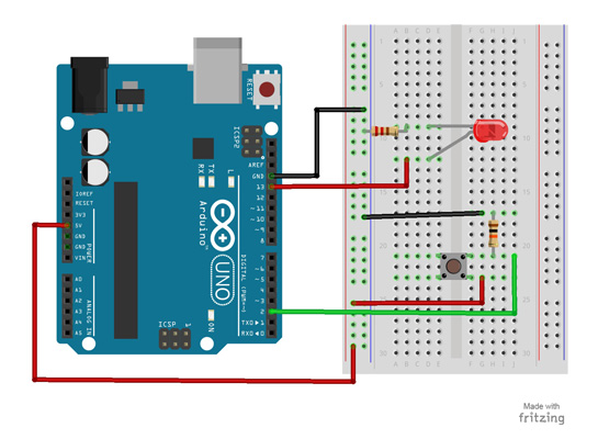 15 Arduino Uno Breadboard Projects For Beginners w/ Code - PDF