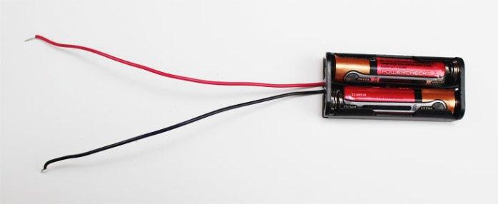 battery holder basic electronics