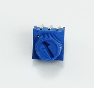 potenciometro electronica basica