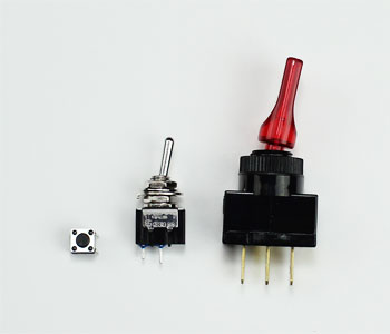interruptores de electrónica básica
