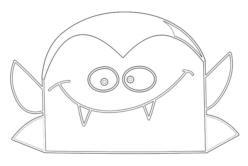 halloween makerspace project template