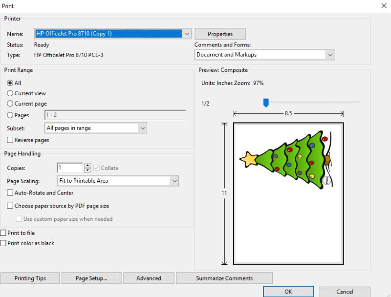 christmas paper circuits