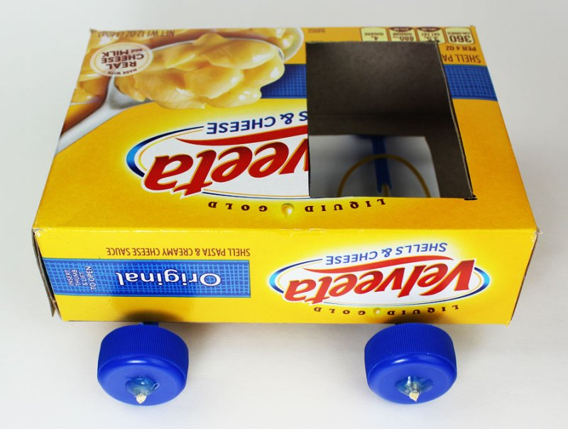 Make A Simple Battery Powered Diy Car Science Fair Makerspace