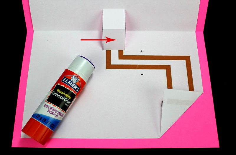 mothers day makerspace pop up card project