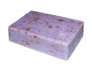 Soaps are formed when strong alkalis react with fats and oils