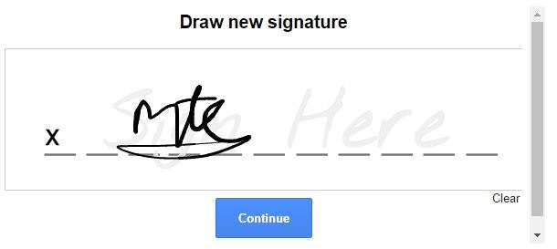 Google-Docs-Signatur-Hallo-Zeichen