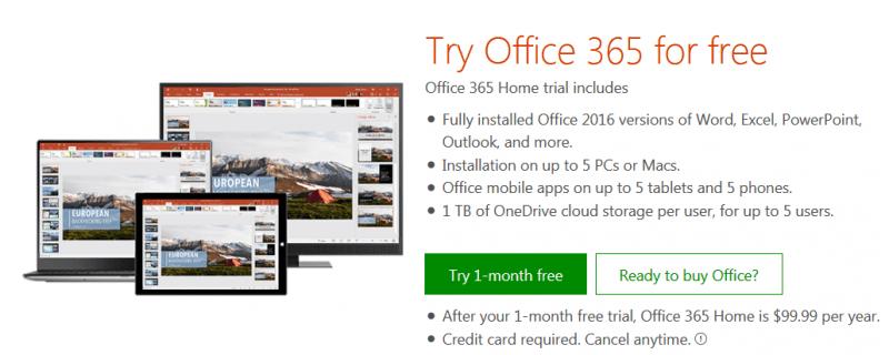 Kostenlose-Microsoft-Office-Office365-Testversion-30-Tage