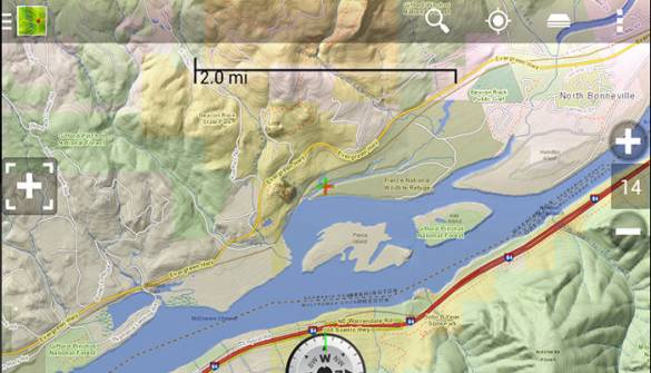 8 of the Best Google Maps Alternatives You Should Try   Make Tech Easier google maps alternatives backcountry navigator