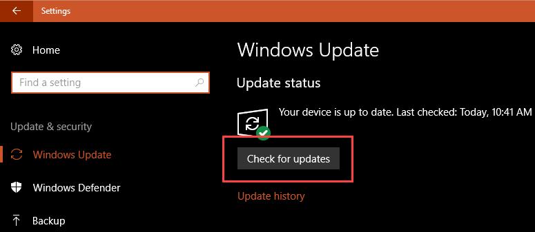 Windows-Windows-Update neu installieren