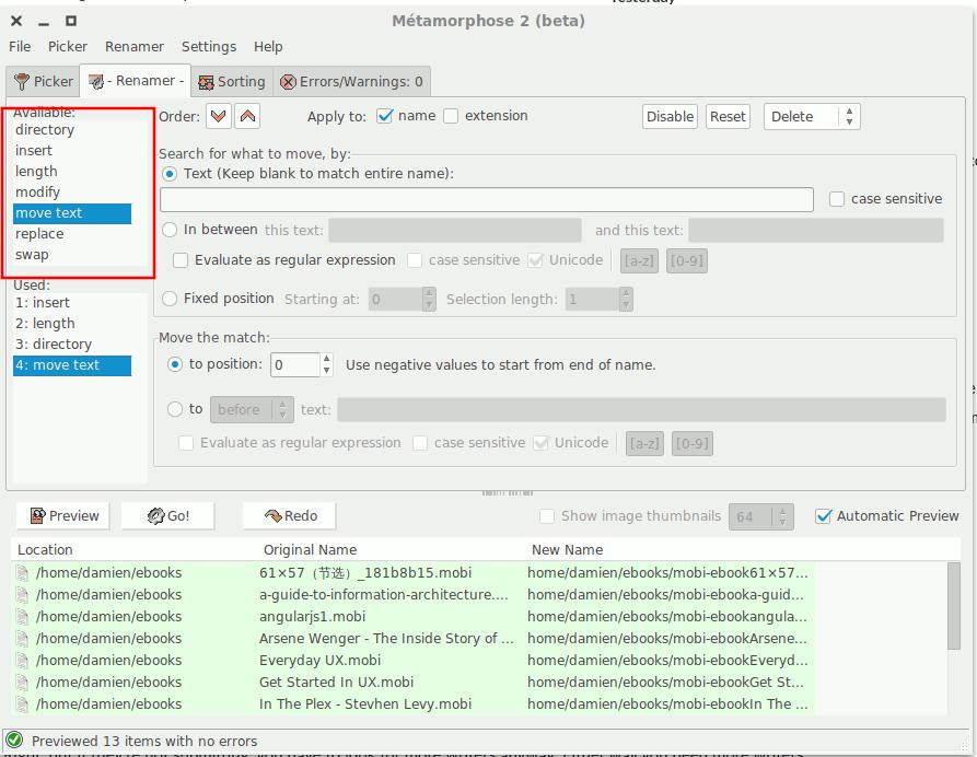 linux-rename-files-metamorphose-renamer