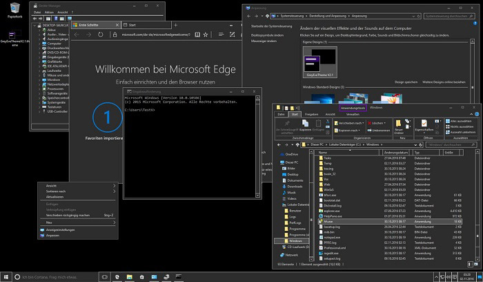 beste-windows-10-themes-greyvetheme