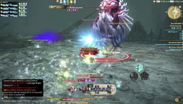 Teclado Ps4 Final Fantasy