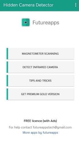 How to Detect a Hidden Camera with Your Android Phone * Kickscholars