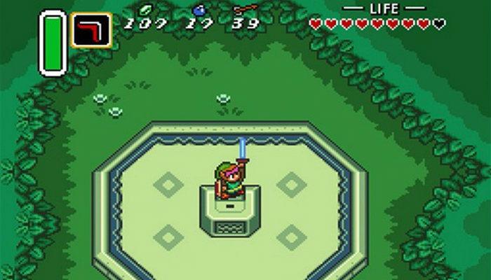 Zelda Link Vergangenheit