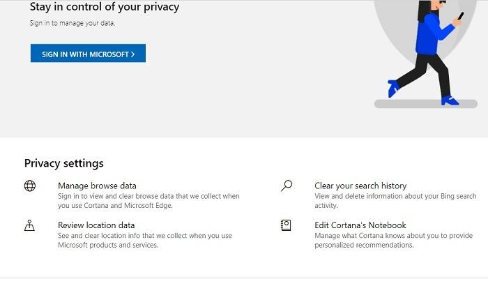 Ist Bing besser als die Google-Datenschutzsuche