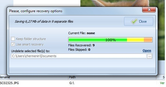 Restore Accidentally Formatted Crashed Hard Drive Undelete360 Scanning