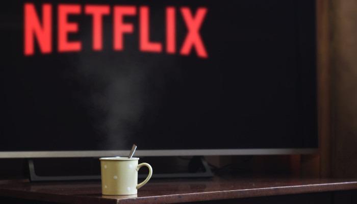Netflix Dvd Tv-Bildschirm