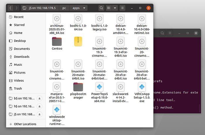 Reinigen Sie den Ubuntu-Desktop nach dem Ausblenden von Desktop-Symbolen