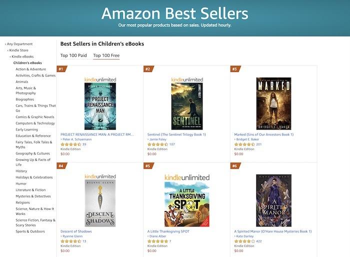 Beste Seiten Kostenlose Kinderbücher Amazon