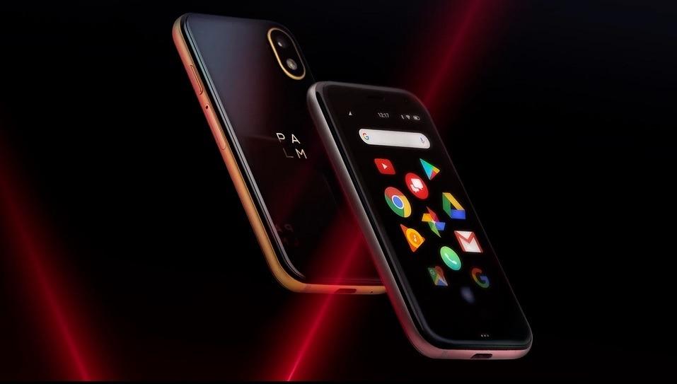 Beste kleine Android-Handys 2020 Palm Phone