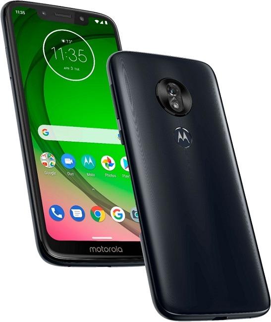 Beste kleine Android-Handys Moto G7 Play