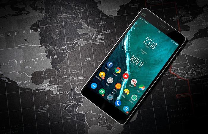 Nachrichten Alte Android-Websites Welt