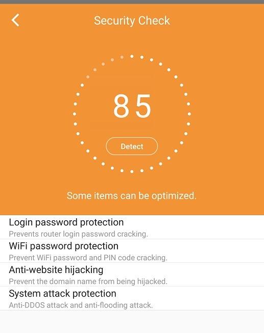 Rock Space Ac2100 Wi Fi Router Sicherheitsüberprüfung
