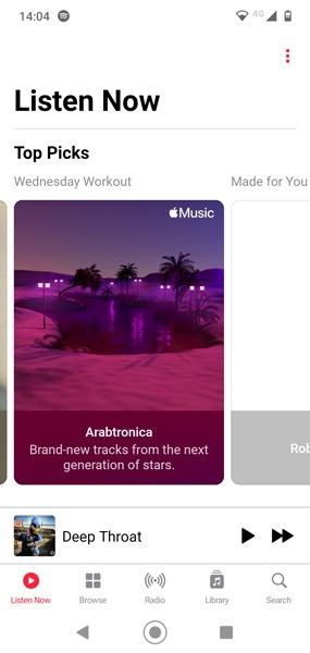Apple Music Vs Spotify Apple Music Jetzt anhören