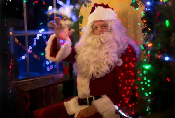 Wie Kinder mit Santa Free Video Chat können