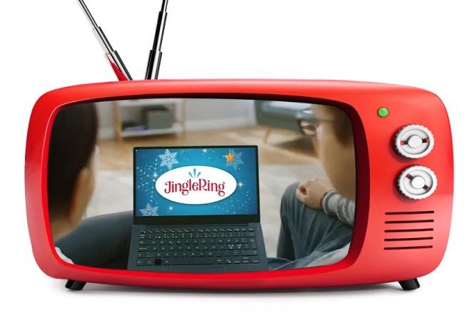 Wie Kinder mit Santa Jinglering per Video chatten können