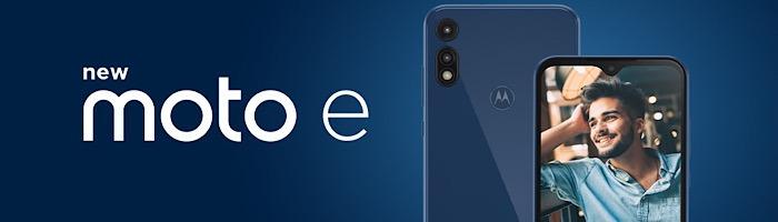 Deal Moto E Smartphone