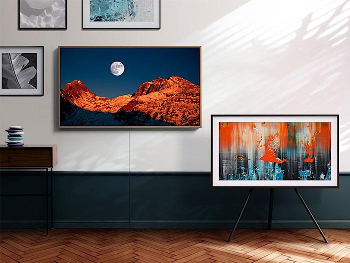 Deal Samsung Rahmen TV Wand