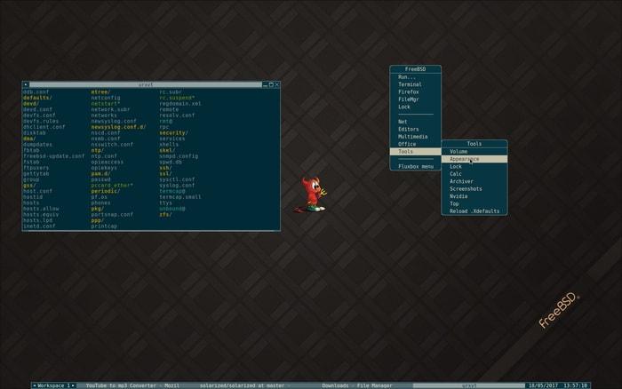 Linux Vs Bsd Übersicht
