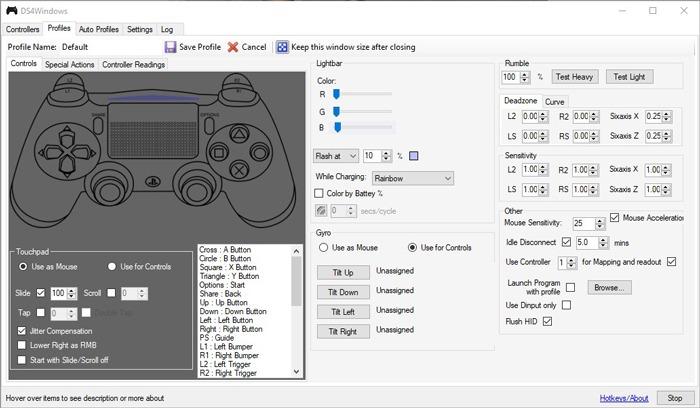 Ps4-Controller anschließen Windows Ds4windows 1