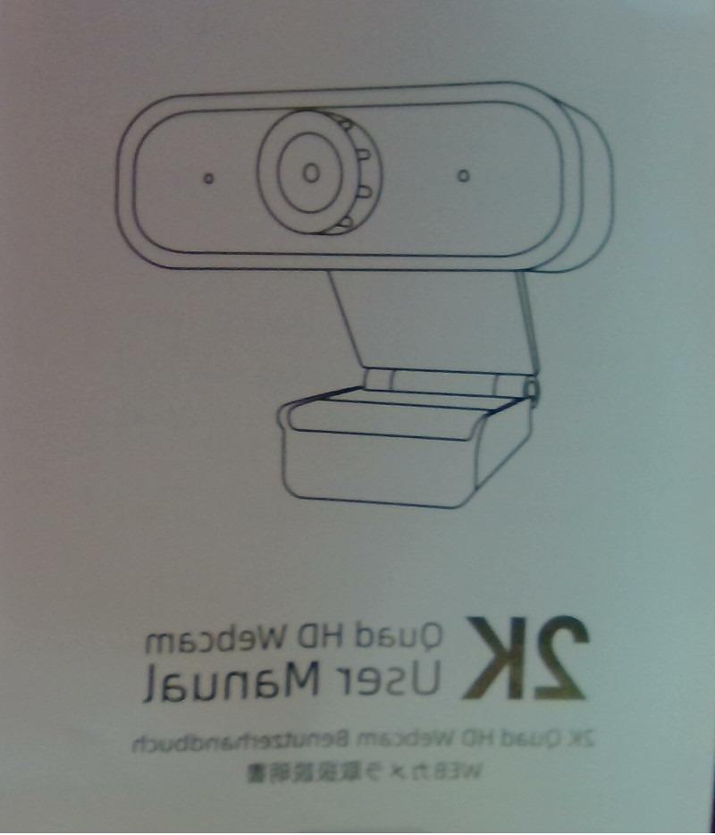 Mosonth 2k Qhd Webcam Bewertung Mosonth