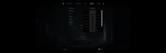 Einrichten von Multi Monitor Gaming Windows The Medium