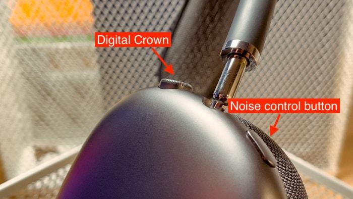Zurücksetzen Starten Sie Airpods Max Buttons Explained neu