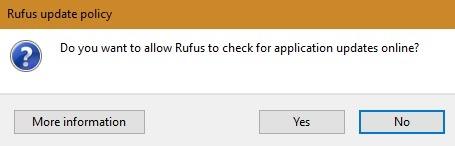 Rufus-Update-Alarm