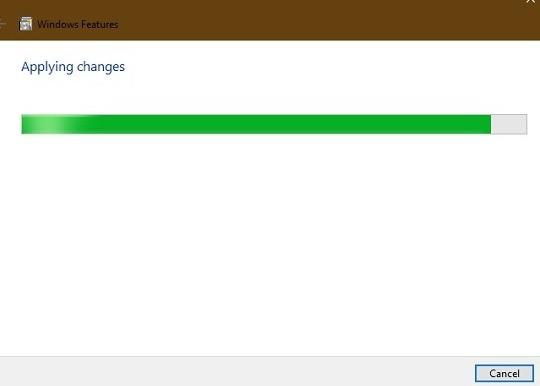 Nginx Windows I wendet Änderungen an