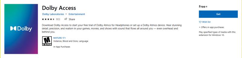 Dolby Atmos Get Da-App