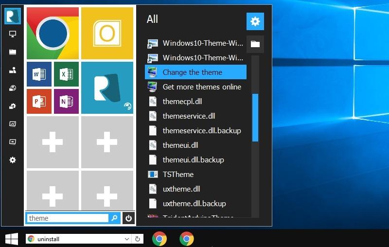 Windows10 Theme Windows7 Transformation Theme ändern