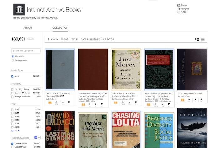 Kostenlose Websites E-Books herunterladen Archivorg