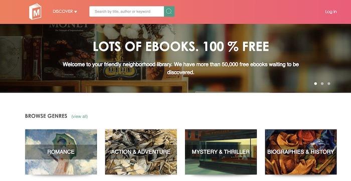 Kostenlose Websites E-Books herunterladen Manybooks