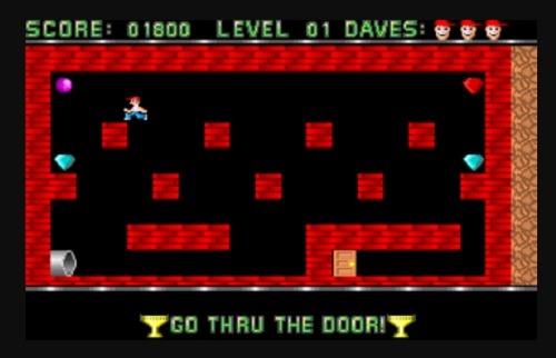 Alte Dos-Spiele auf Macos mit Dosbox Dave spielen