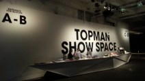 Topman LCM show space