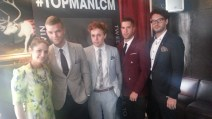 Team Topman at LCM