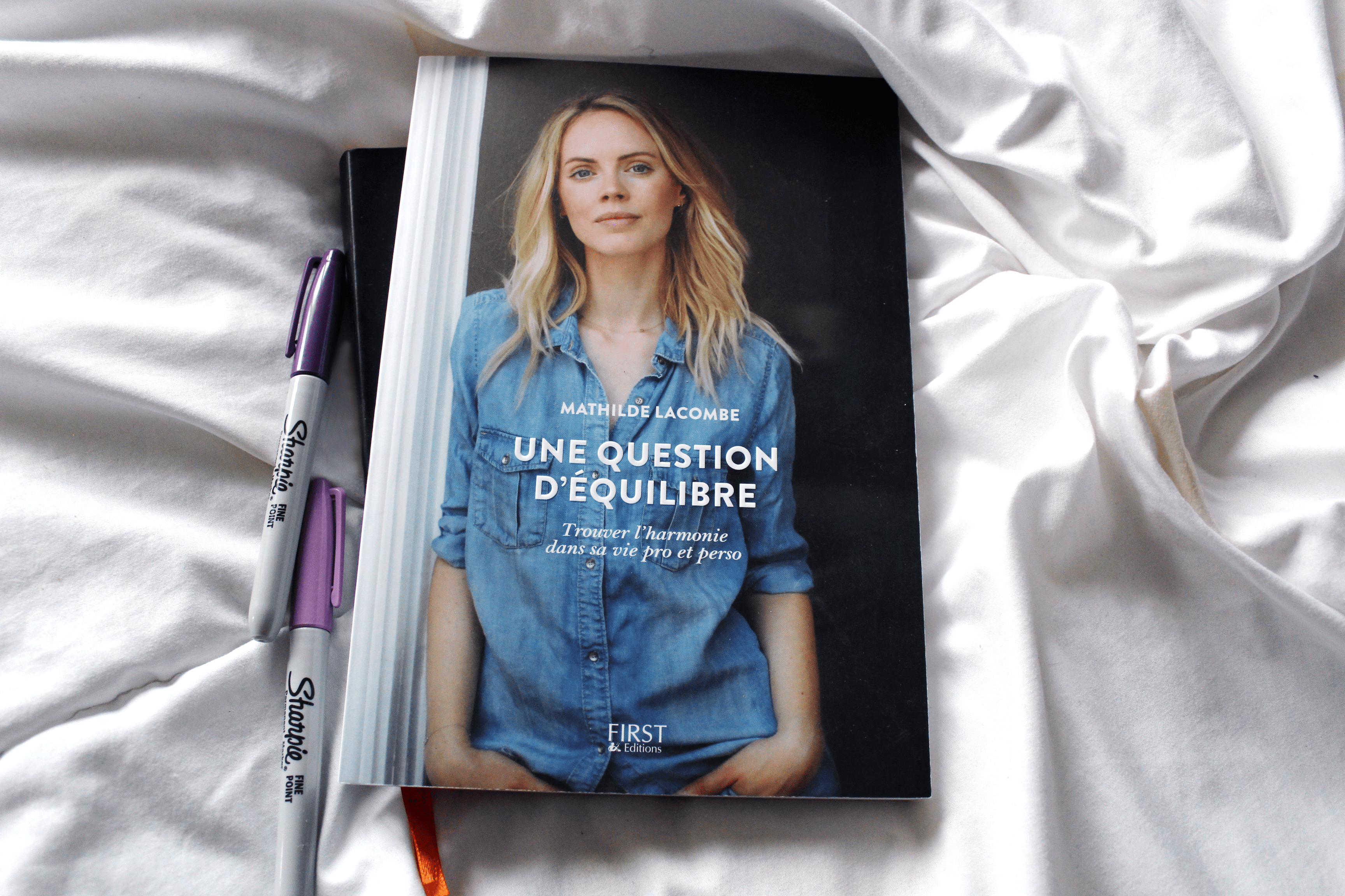 Lecture | Une question d'équilibre, Mathilde Lacombe
