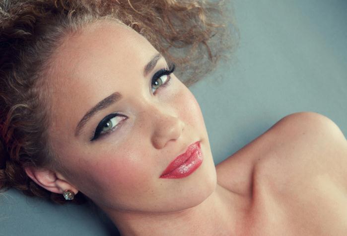 Alli – Editorial Beauty Makeup - Makeup Artistry After Photo