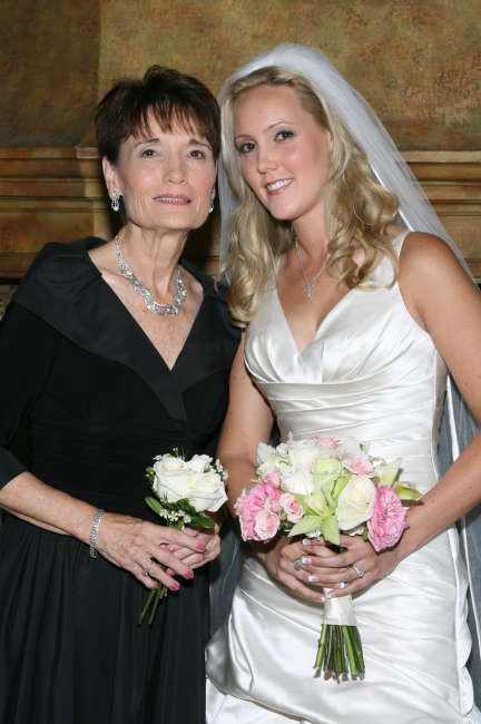 Abbi and Mom – Bridal Makeup - Makeup Artistry After Photo