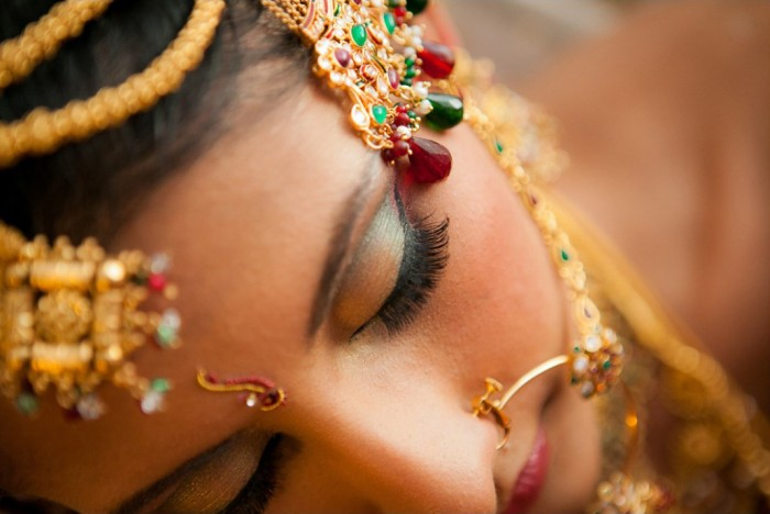Indian Bridal Makeup - Makeup Artistry After Photo